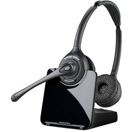 Plantronics CS520 Binaural Over the Head Headset by