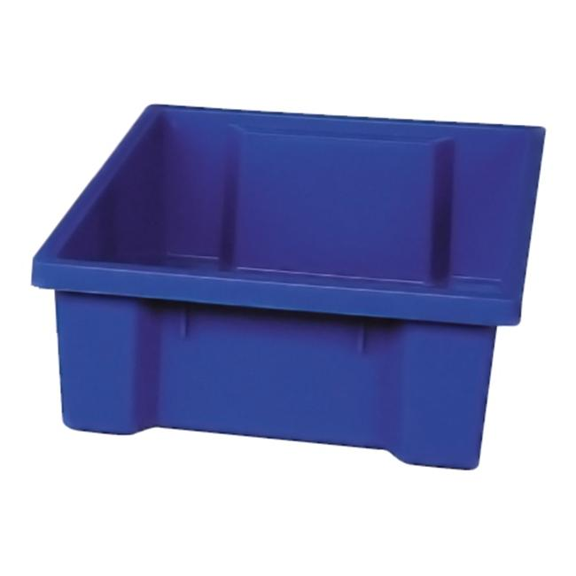 Early Childhood Resource ELR-0724-BL Colorful Essentials Small Storage Bin Blue by Early Childhood Resource,LLC