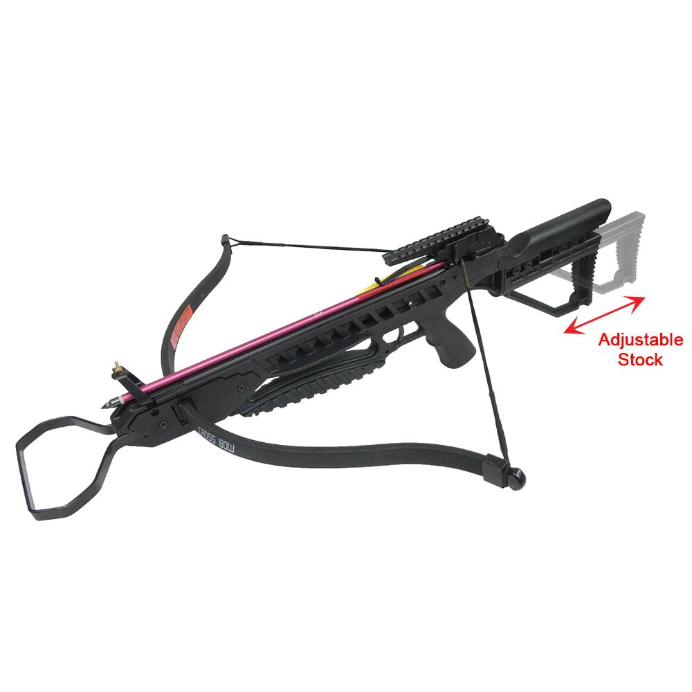 175 lb Black / Vista Camouflage Hunting Crossbow Archery ...