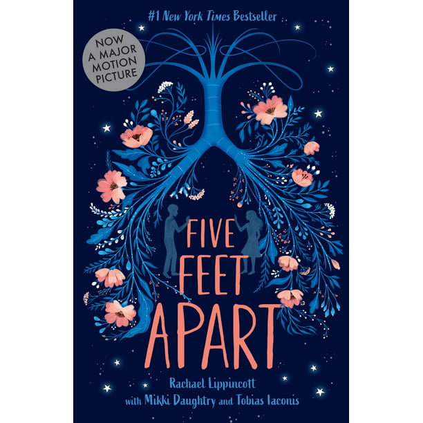Five Feet Apart (Hardcover)