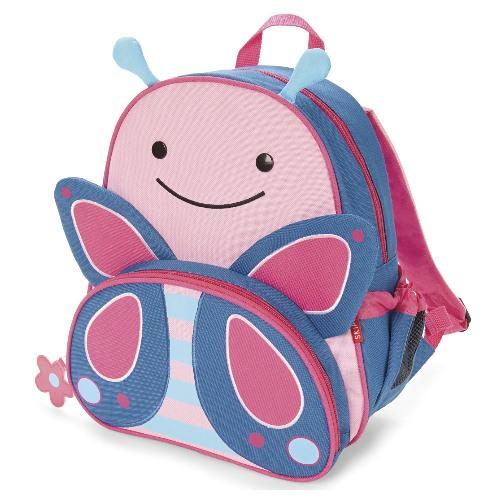 Zoo Little Kid Backpack BUTTERFLY