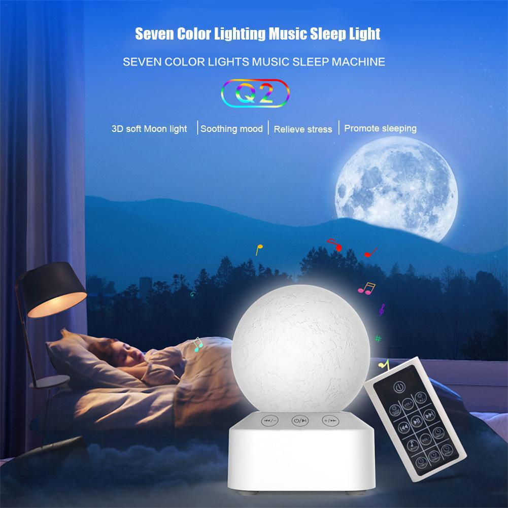 show original title Details about  /Custom printed 3d moon moon lamp nightlight photo custom made