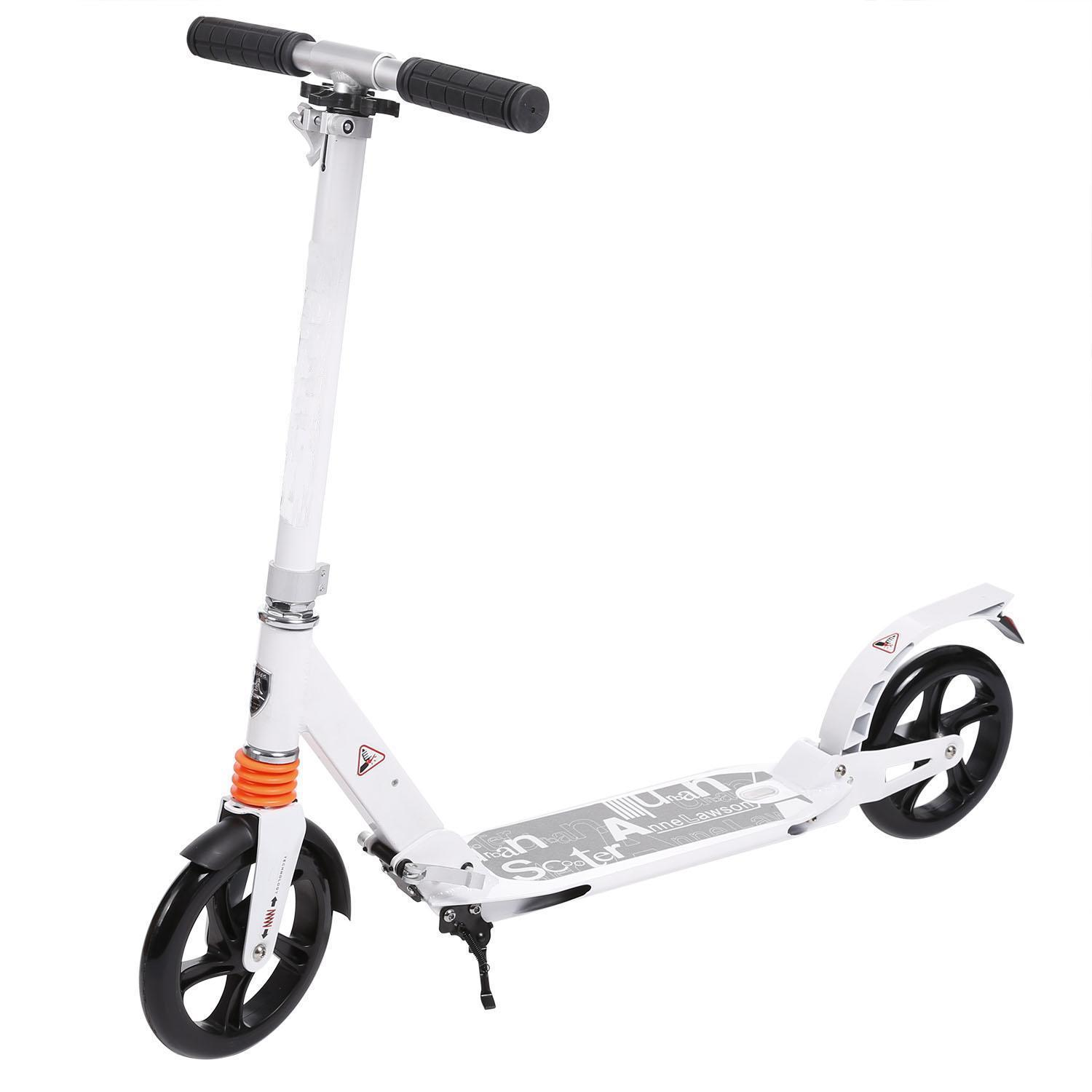 Black Friday Sales Aluminum Alloy Sturdy Adults Scooter L...