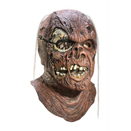 Costumes For All Occasions Ru4181 Jason Deluxe Adult Mask (Jason Mask Part 7)