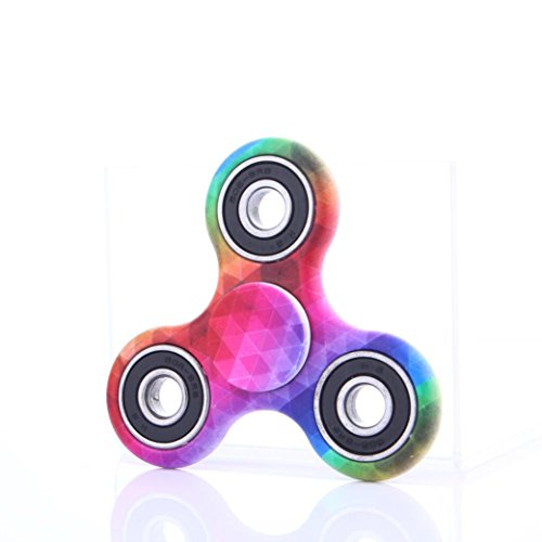 Luweki Luweki Camouflage Anti-stress EDC toy Fidget Hand Spinner Toy Stress Reducer EDC Focus Relieves
