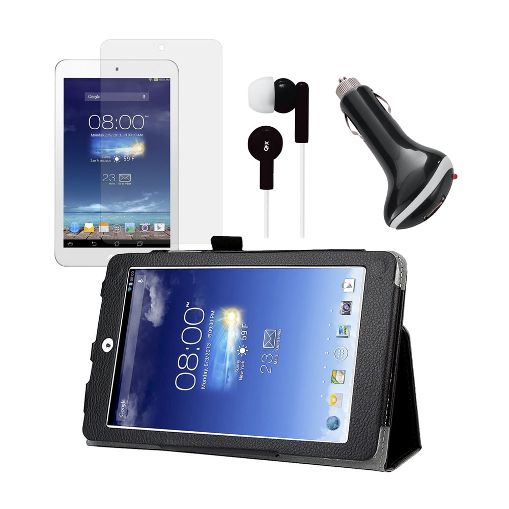 MGear Accessory Bundle for ASUS MeMO Pad HD 8 (ME180A)