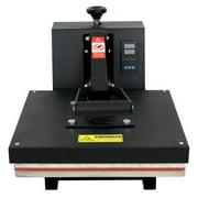 "Zeny TEFLON 15X15"" CLAMSHELL HEAT PRESS T-SHIRT Digital TRANSFER SUBLIMATION MACHINE"