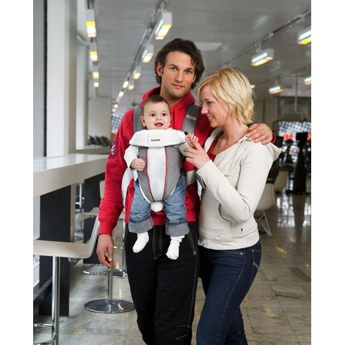 Baby Bjorn Air Terry Baby Carrier