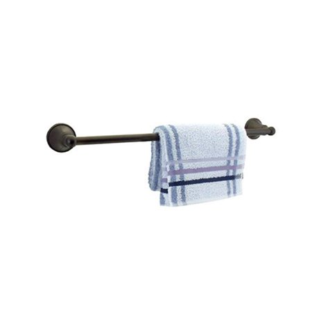 - Dynasty Hardware 3702 ORB Pacific 24 Single Towel Bar Oil Rubbed Bronze
