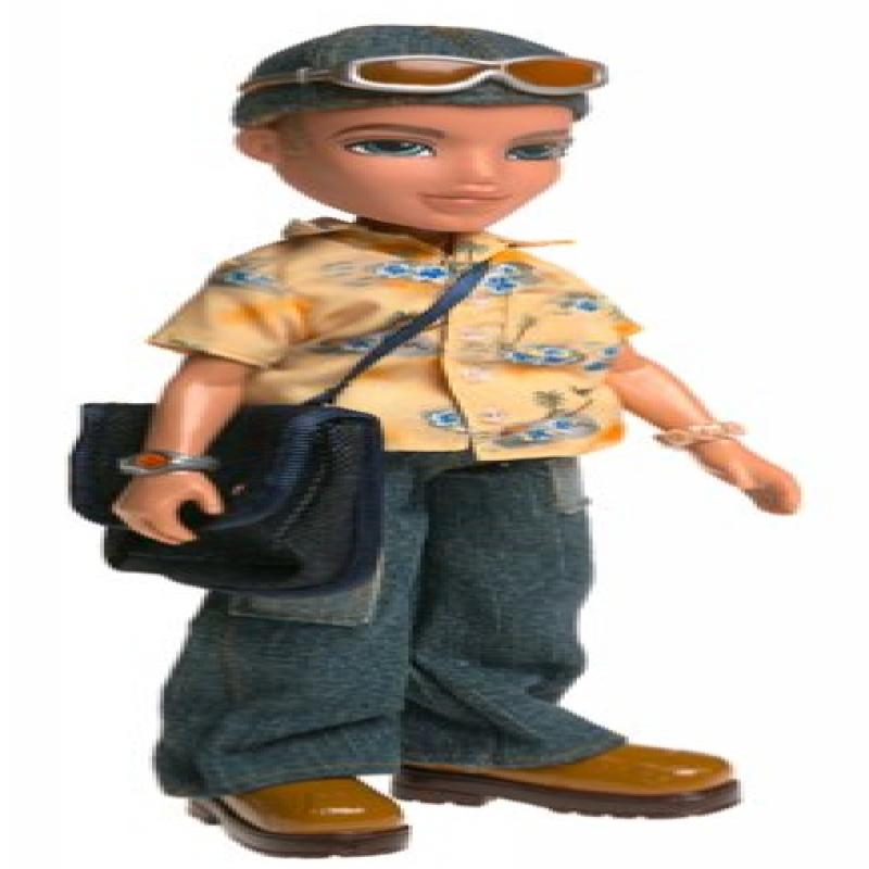 Bratz Boyz Cameron 2003 by MGA Entertainment