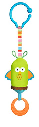 Friend Wind Chime Clip on Toy, Owl By Tiny Love by Tiny Love