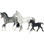 Breyer Classic Heroes of the West (Breyer Classics Horses) by Breyer