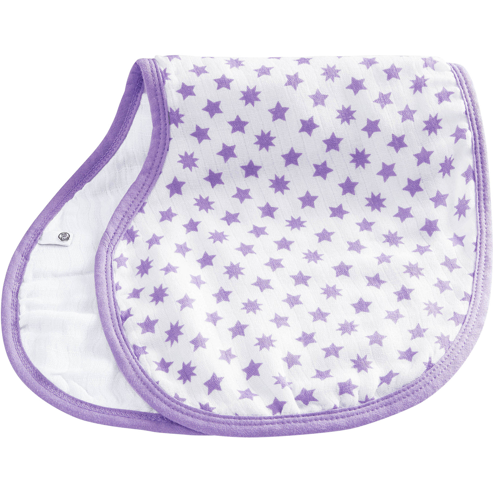 ideal baby by the makers of aden   anais Muslin Burpy Bib, Cherub