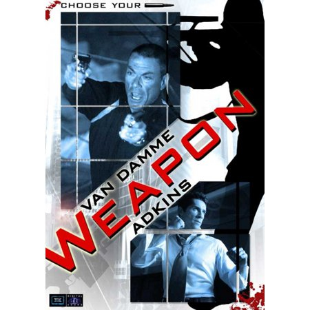 Weapon Movie Poster Print  27 X 40