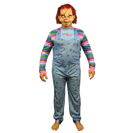 Child Chucky Costume - Chucky Homemade Costume