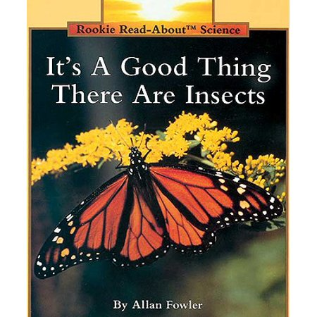 It's a Good Thing There Are - Are Fireflies Insects
