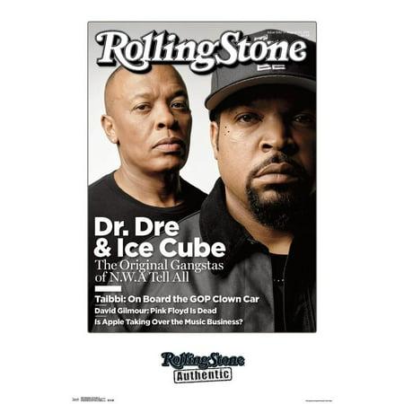 Rolling Stone Magazine - Dre & Cube