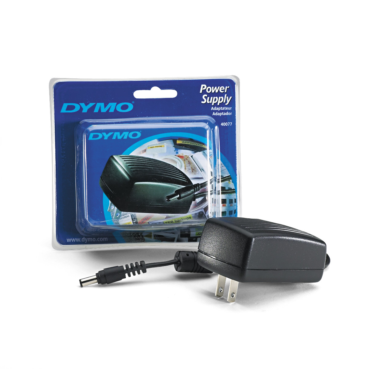 DYMO AC Adapter for DYMO ExecuLabel, LabelMANAGER, LabelPOINT Label Makers by DYMO
