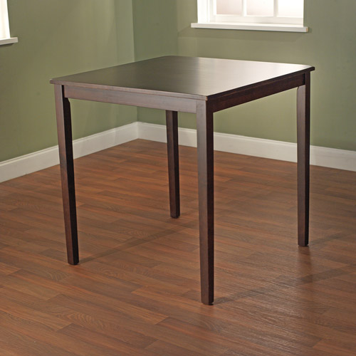 Counter Height Table, Espresso