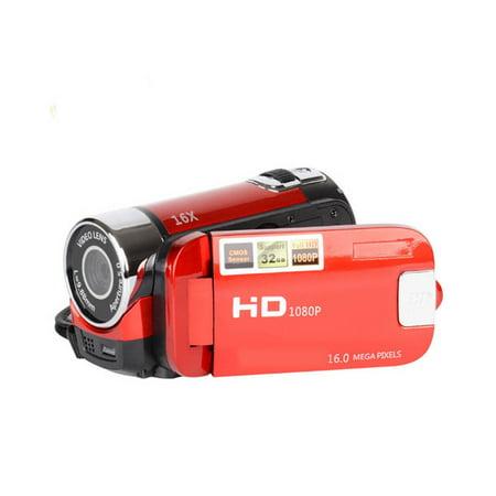 Digital Camera for Home Use Travel DV Cam 1080P Videocam Camcorder (Best Camcorder For Filmmaking)