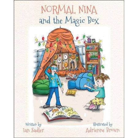 Normal Nina and the Magic Box - eBook](Ian Somerhalder Nina Dobrev Halloween)