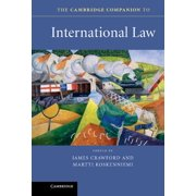 The Cambridge Companion to International Law - eBook
