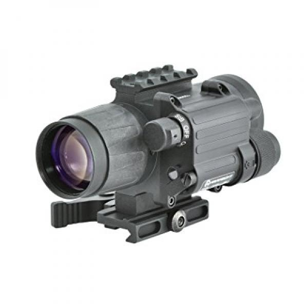 Armasight CO-Mini ID MG Gen 2+ Night Vision Improved Definition Clip-On System with Manual Gain by
