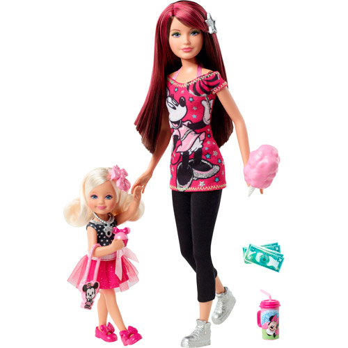 Barbie - Mattel Barbie Sisters Love Disney 2 Pack
