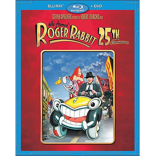 Who Framed Roger Rabbit (25th Anniversary Edition) (Blu-ray + DVD) (Widescreen)