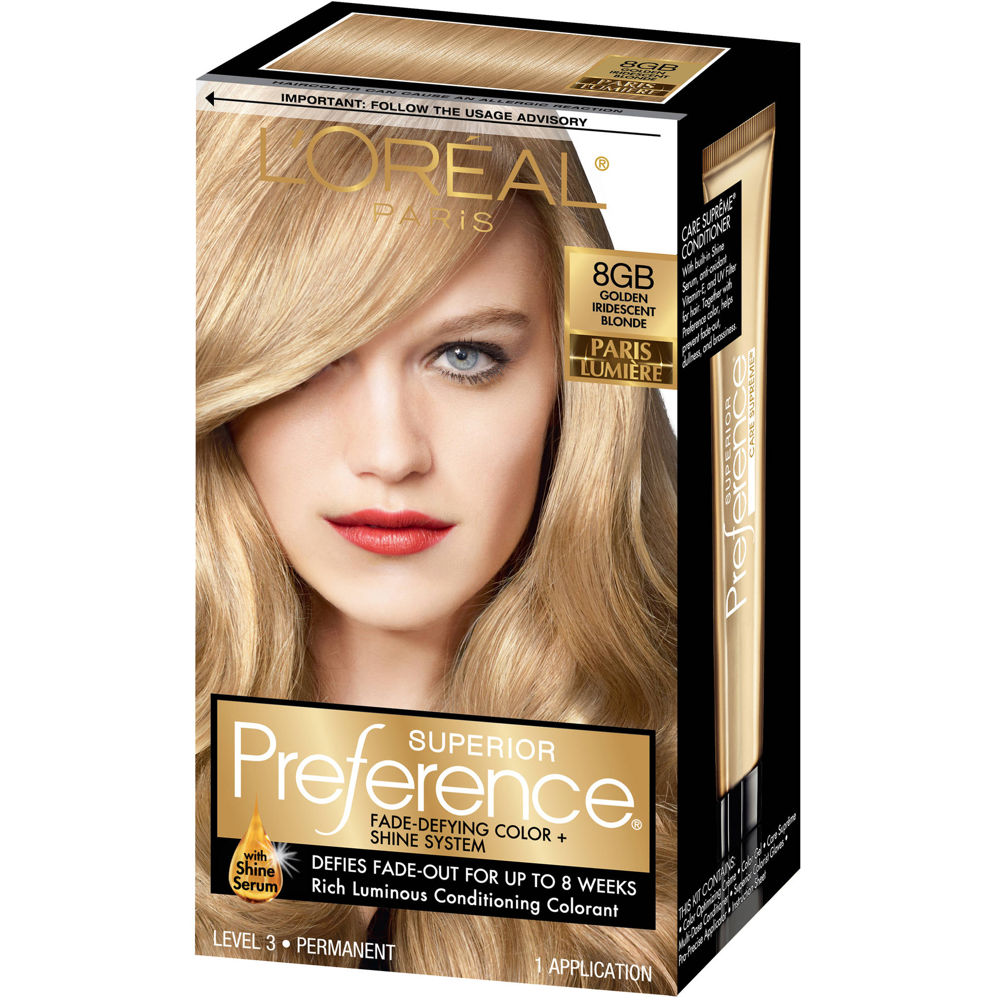 Loreal Paris Superior Preference Fade Defying Color Shine Hair