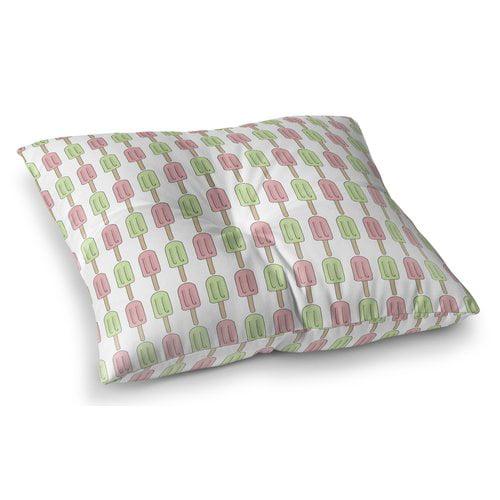 Ivy Bronx Garcia Indoor/Outdoor Floor Pillow