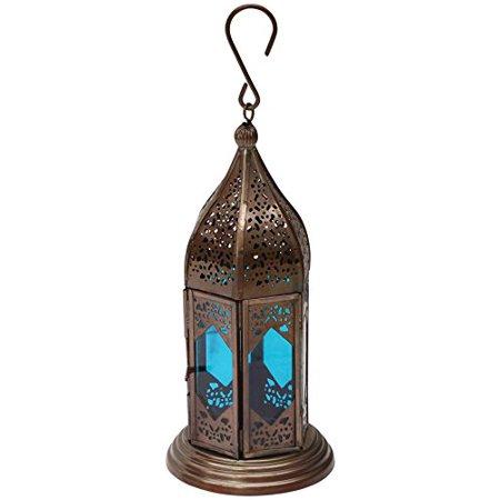 Christmas And Holiday Gifts Souvnear Moroccan Lantern 9 1 Inch Handmade Hanging Tea Light