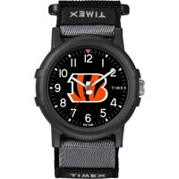 Timex - NFL Tribute Collection Recruite Youth Watch, Cincinnati Bengals