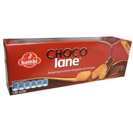 Lace Biscuit (Choco Lane Biscuits (Bambi) 135g )