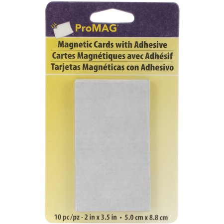 Adhesive business card magnets 10 pack walmart adhesive business card magnets 10 pack colourmoves