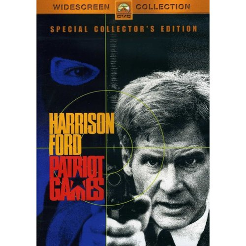 Patriot Games (Widescreen)