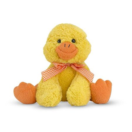 Melissa & Doug Meadow Medley Ducky Stuffed Animal With Quacking Sound
