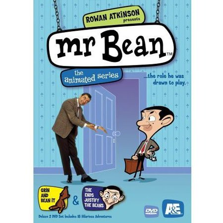 Mr. Bean The Animated Series, Vol. 5 - Grin & Bean It