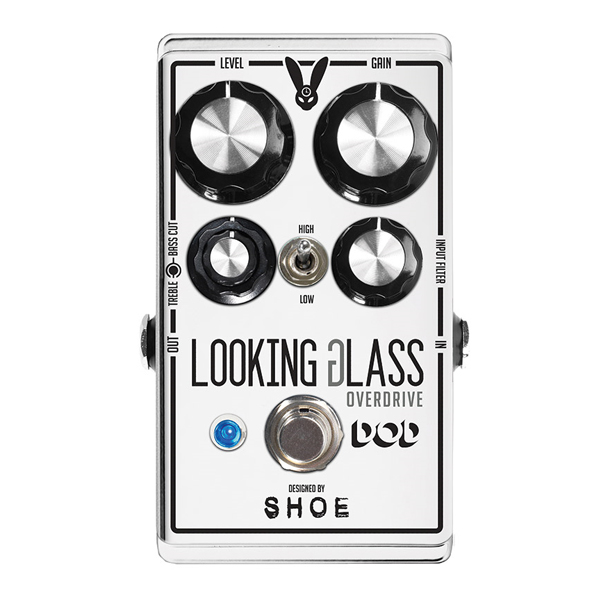 Digitech DOD Boost Overdrive Pedal by DigiTech