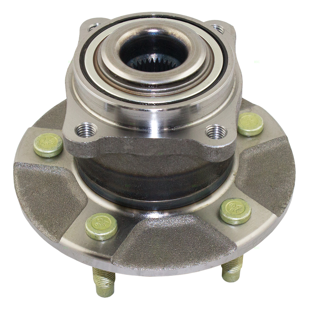 Rear Wheel Hub Bearing Assembly Replacement for Chevrolet Equinox Pontiac Torrent Saturn Vue 15871426