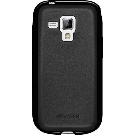 Amzer Pudding TPU Case for Samsung Galaxy S Duos S7562, Samsung Galaxy S Duos 2