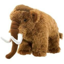 11 Wooly Mammoth Plush Stuffed Animal Toy By Fiesta Toys Walmart Com