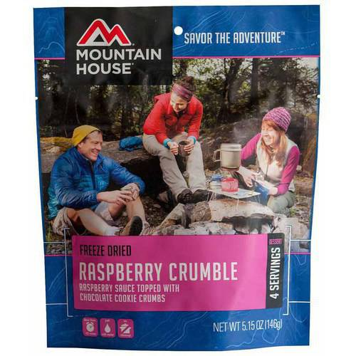 Mountain House Raspberry Crumble by Generic