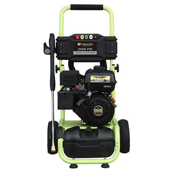Green-Power America GPW2600 2600psi 2.0 GPM Gas Pressure Washer