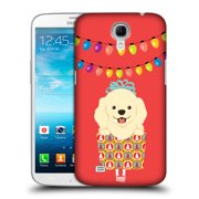 HEAD CASE DESIGNS JOLLY CHRISTMAS TOONS HARD BACK CASE FOR SAMSUNG PHONES 4