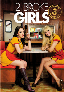 2 Broke Girls: The Complete Third Season (DVD) by WARNER HOME VIDEO