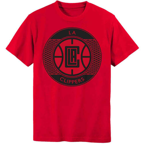 NBA Los Angeles Clippers Youth Team Short Sleeve Tee