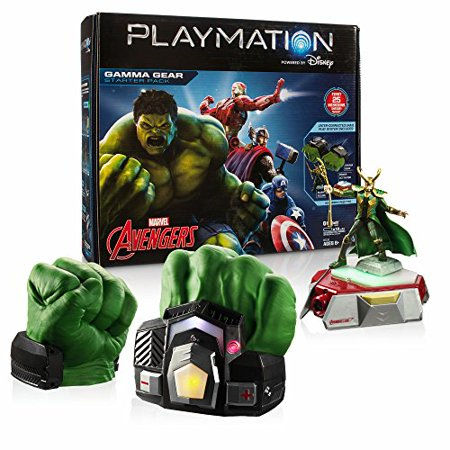 Playmation Marvel Avengers Starter Pack Gamma (Best Gaming System For 5 Year Old)