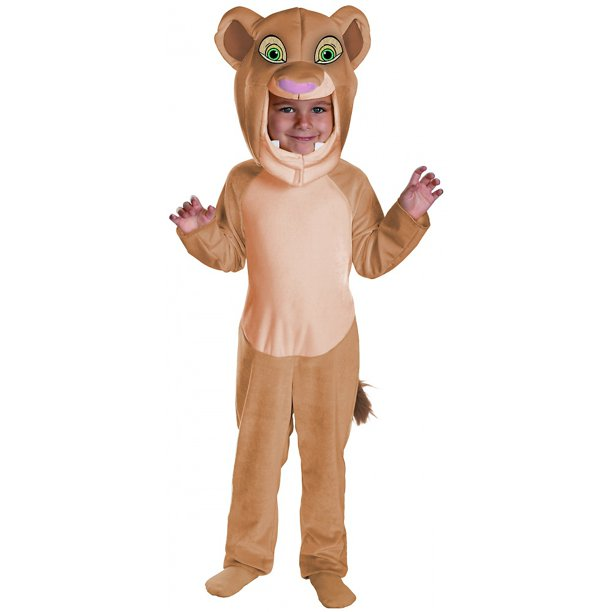 Toddler Girl Lion King Nala Classic Costume Disguise 27141, 2T