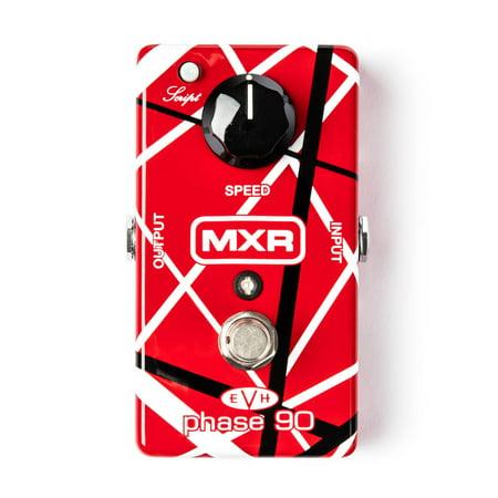 - MXR  Eddie Van Halen Phase 90 Pedal